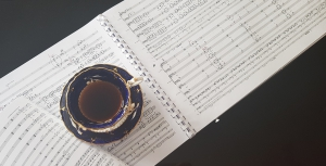 Score Te Deum John Featherstone